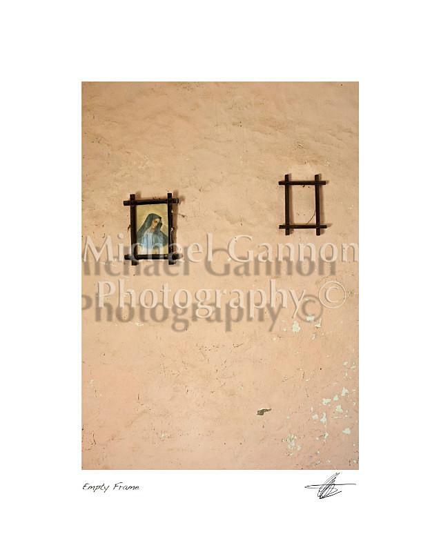 Empty Frame - Derelict Ireland