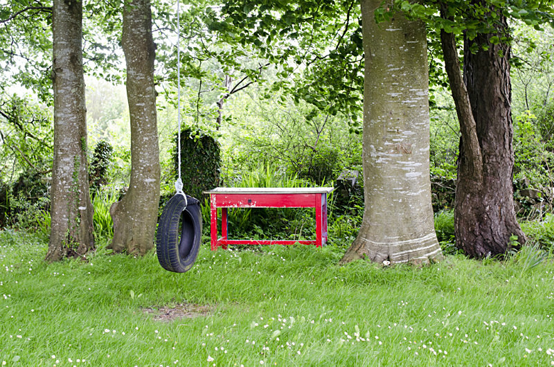 1 - Tyre Swings