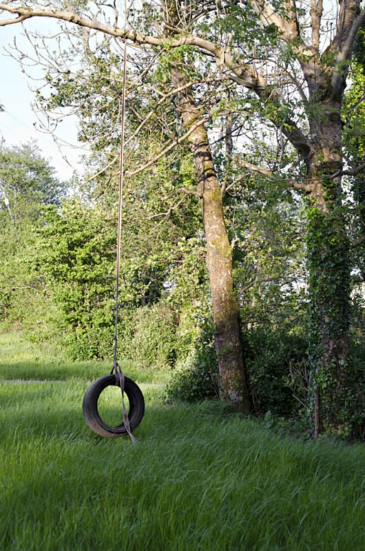 11 - Tyre Swings