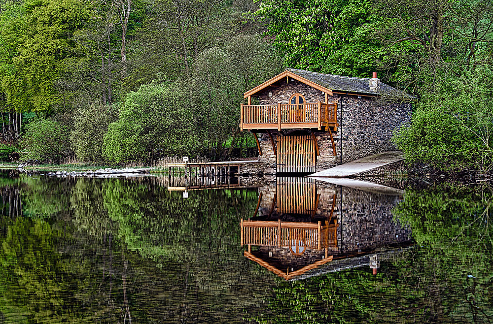 Boat House Greens - The Lake District