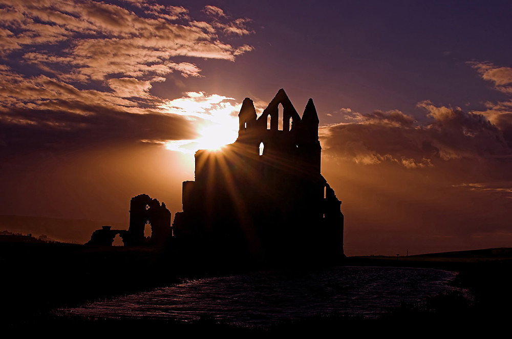 Whitby Abbey - Yorkshire