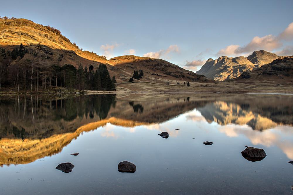 Blea Tarn Calm - The Lake District