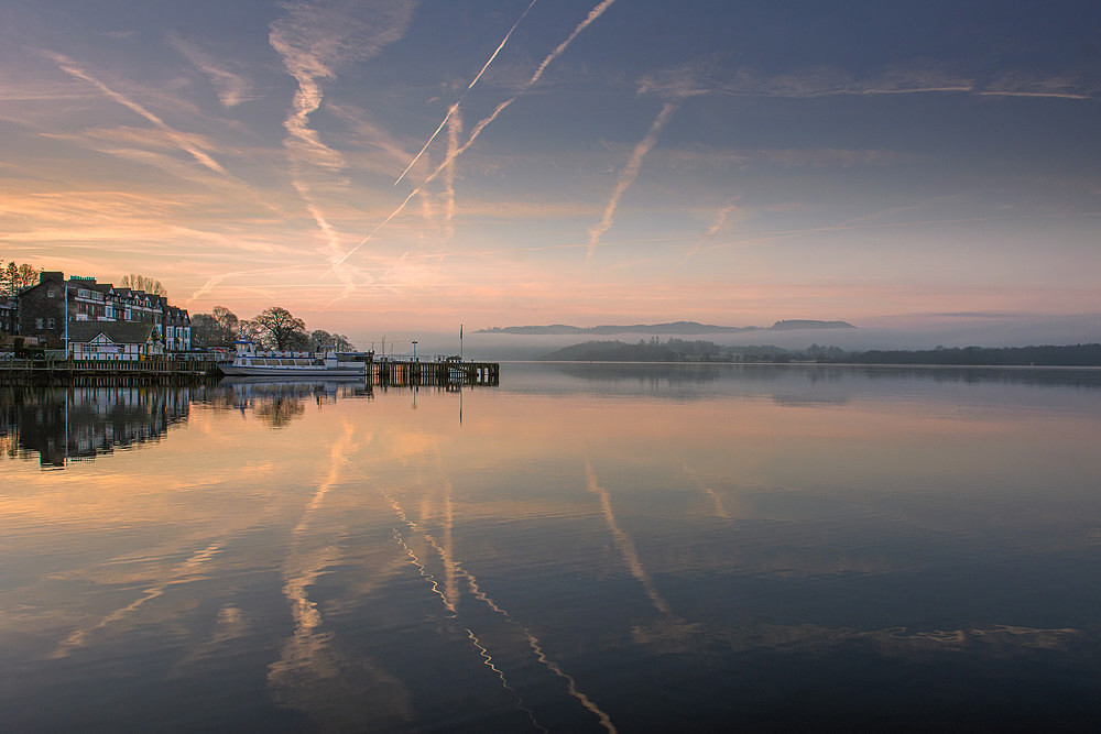 Waterhead Con Trails - The Lake District