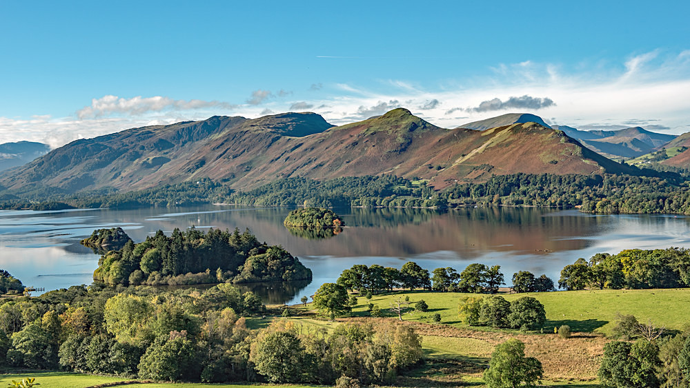 Castlehead View - The Lake District