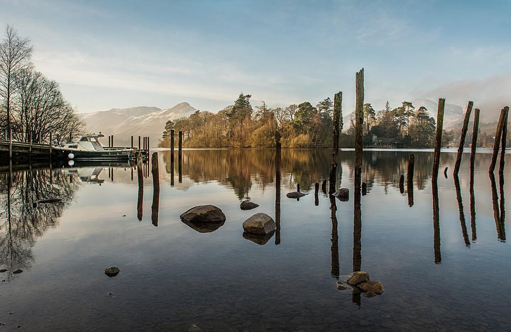 Sticks & Stones - The Lake District