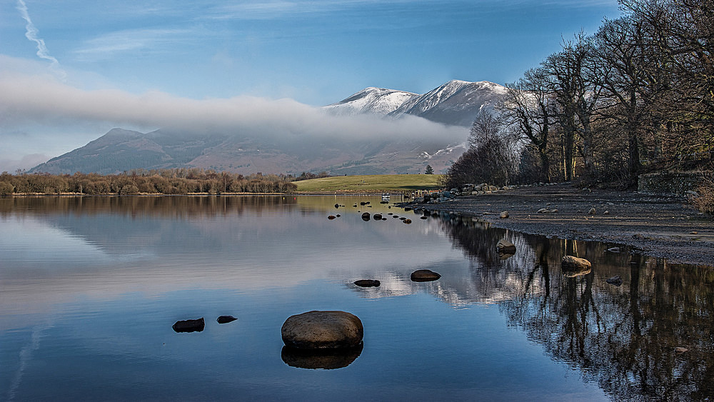 Skiddaw Cloud - The Lake District