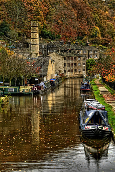 Hebden Bridge Autumn - SHOP