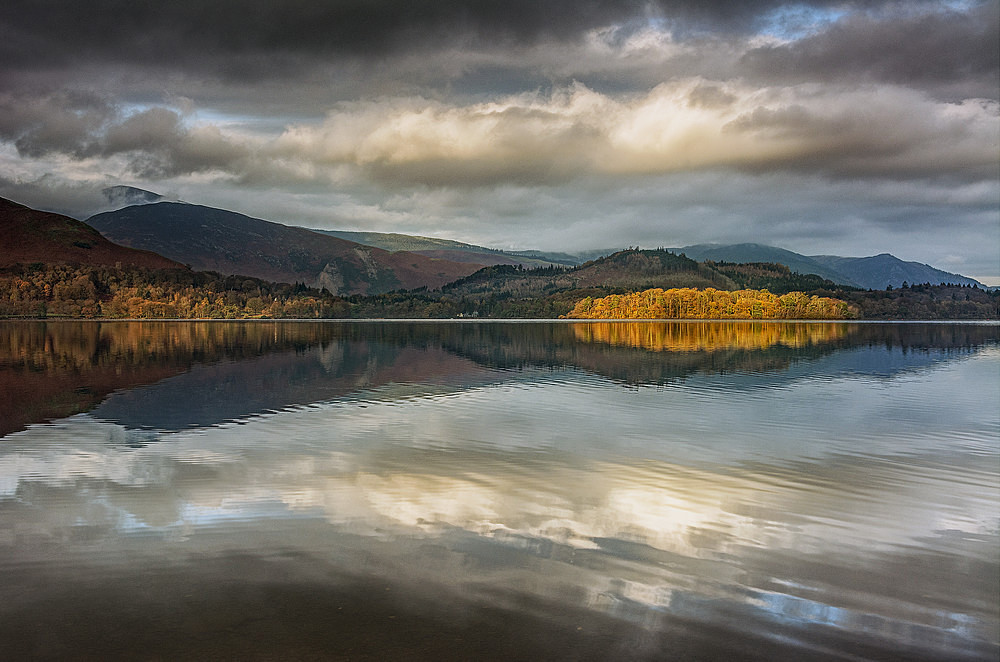 Golden Isle - The Lake District