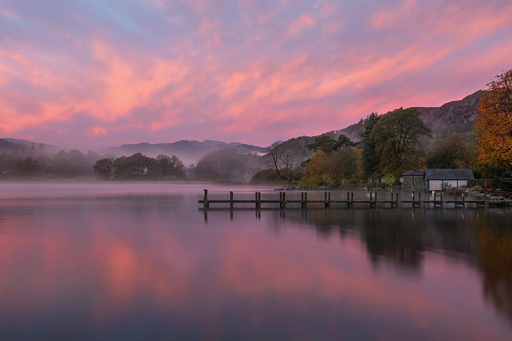 Towards Borrans - The Lake District