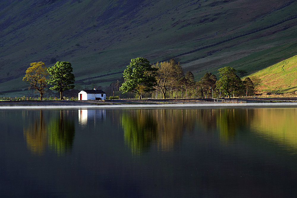 The White House - The Lake District