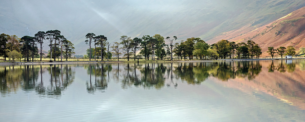 Shafted Panorama (Buttermere) - The Lake District