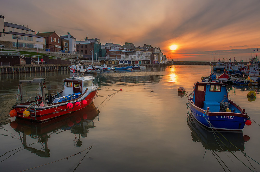 Two Boats - Yorkshire