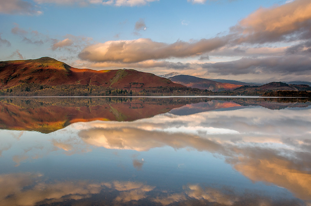 Catbells Cloudscape - The Lake District