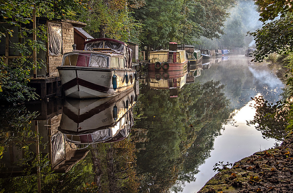 Rochdale Canal - Yorkshire