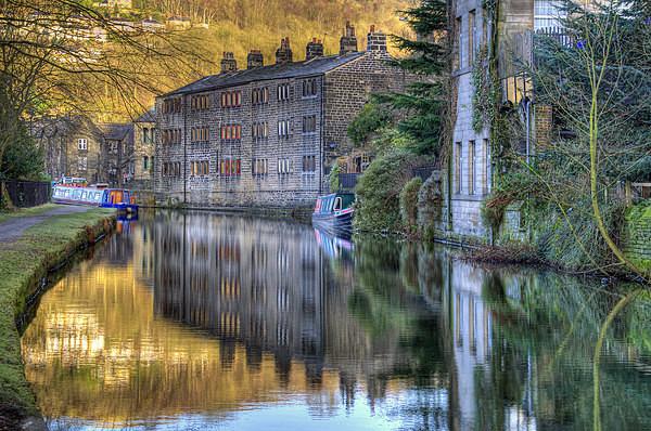 Weavers Cottages at Hebden Bridge - SHOP