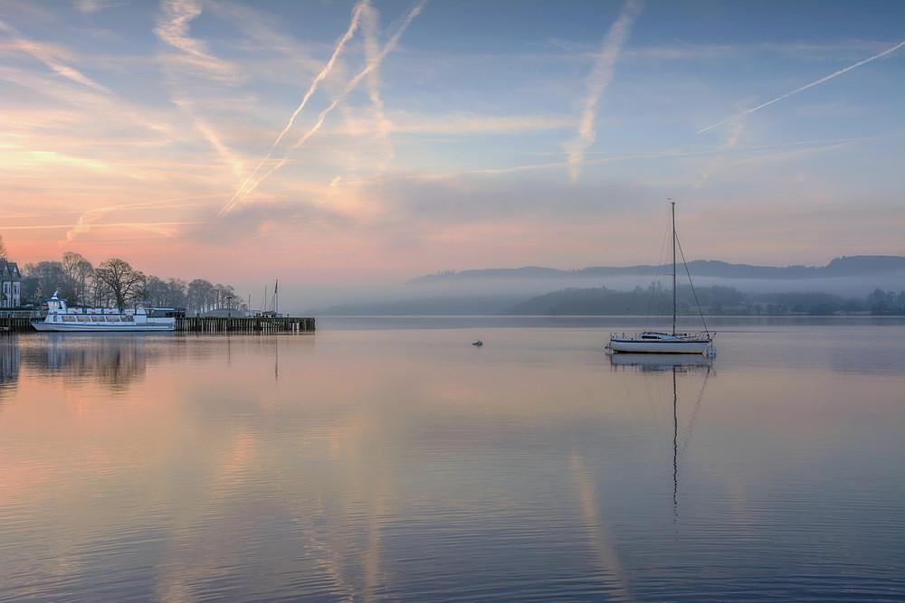 Waterhead Yacht - The Lake District