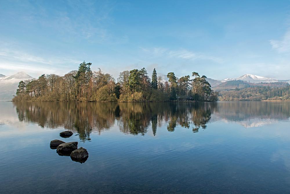 Four Rocks - The Lake District