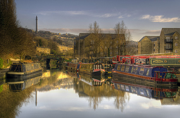 Sowerby Bridge Basin - SHOP