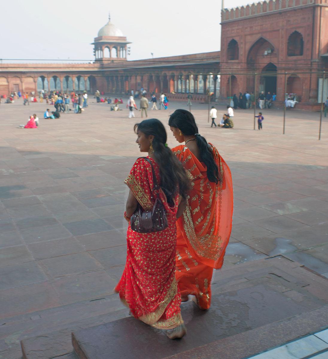 Jama Masjid - Delhi - India