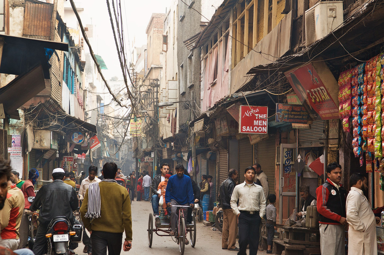 Old Delhi - India