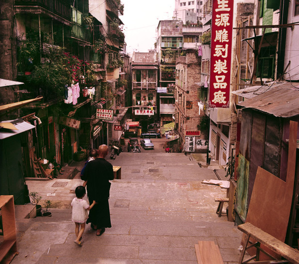 KM-153 Gough street - 1979 - Hong Kong in the 70s and 80s