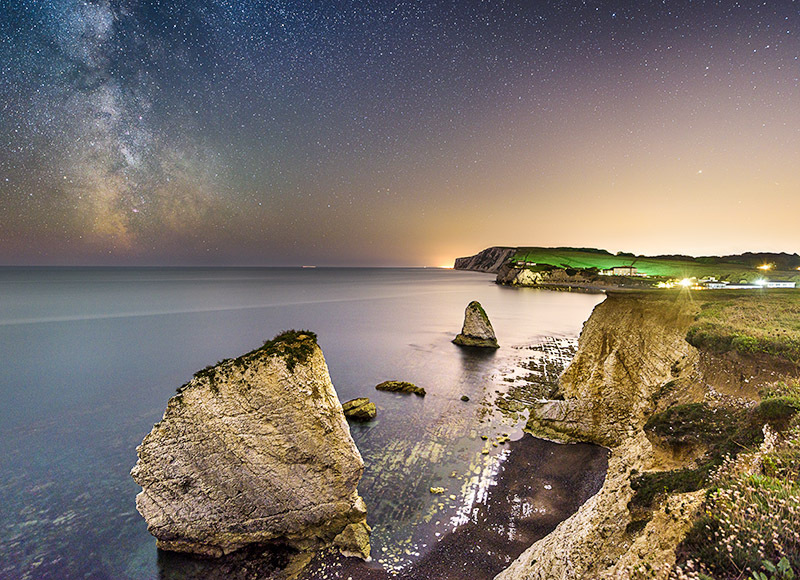 1597 Milky Way Freshwater Bay - Freshwater & Tennyson Down landscapes