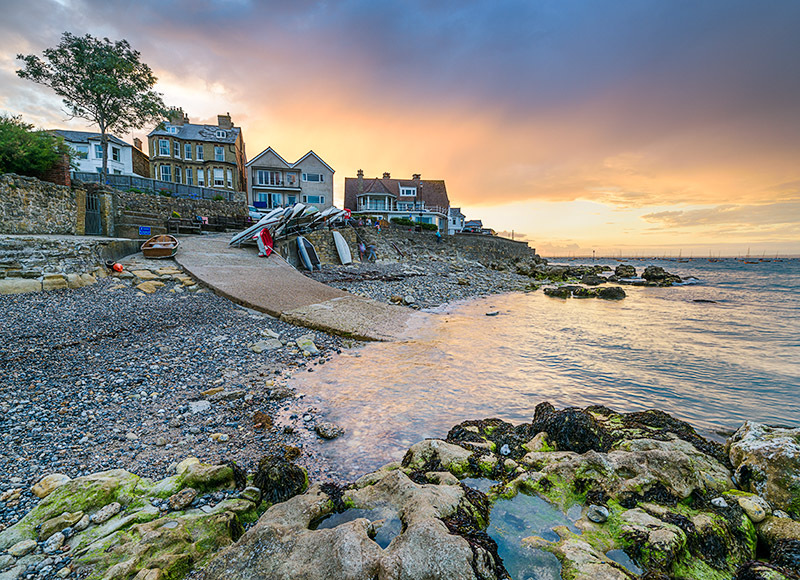1577 Seaview - Seaview and Priory Bay landscapes