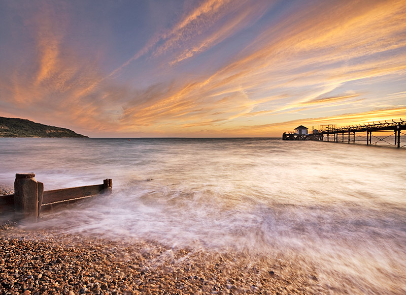 0938 Totland Bay - Totland, Yarmouth and Newtown landscapes