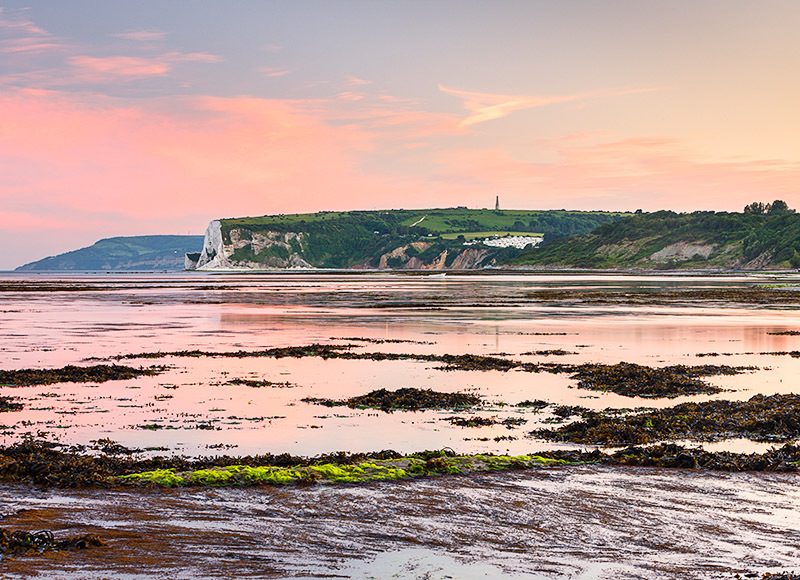 1635 Whitecliff Bay - Bembridge and East Wight landscape