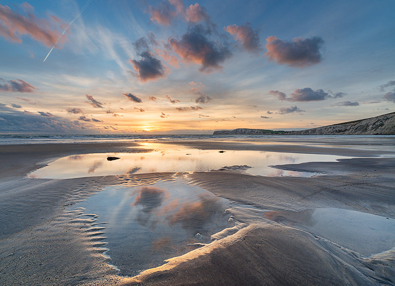 1277 Compton Bay - Compton and West Wight landscapes