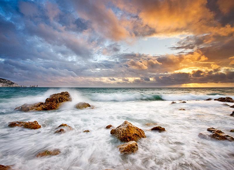 1001 Alum Bay - Alum Bay and The Needles landscapes