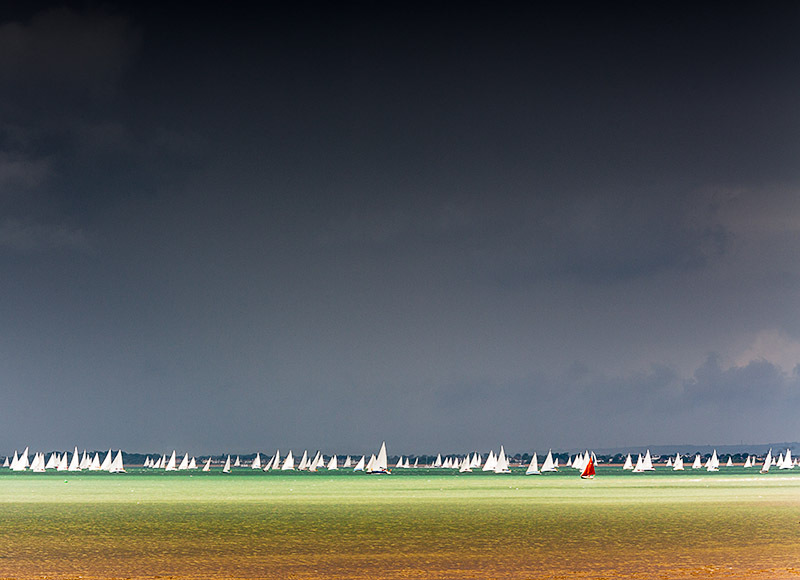 1380 Round the Island Race - Ryde, Havenstreet and Wootton landscapes
