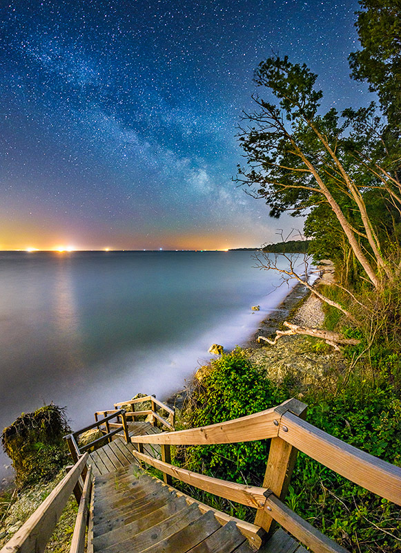 1867 Milky Way Priory Bay - Seaview and Priory Bay landscapes