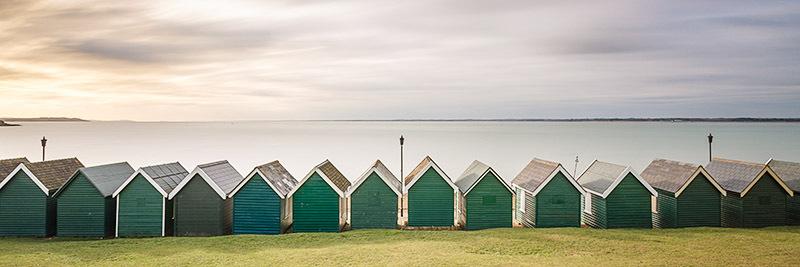1047 Gurnard - Cowes, Newport and Carisbrooke panoramics