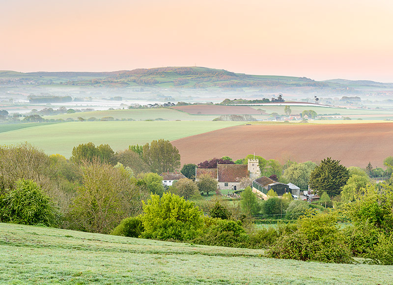 1484 Arreton - Cowes, Newport and Carisbrooke landscapes