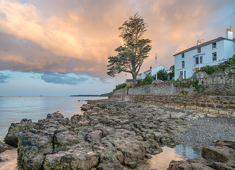 1257 Seaview - Seaview and Priory Bay landscapes