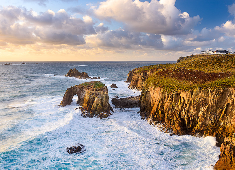 1500 Lands End - The Mainland landscapes