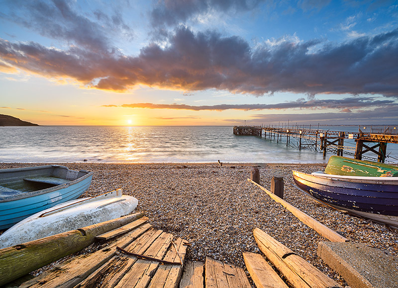 1476 Totland - Totland, Yarmouth and Newtown landscapes