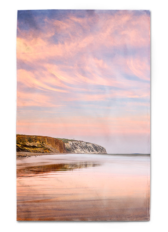 Culver Cliff tea towel - Tea towels
