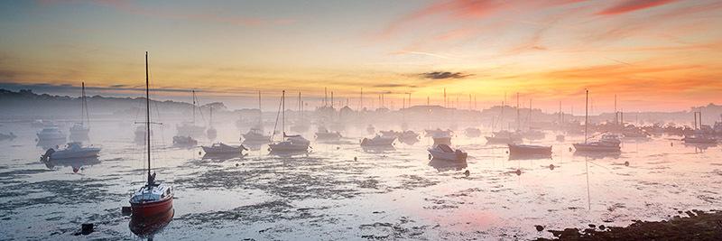 1077 Bembridge Harbour - Bembridge and East Wight panoramics