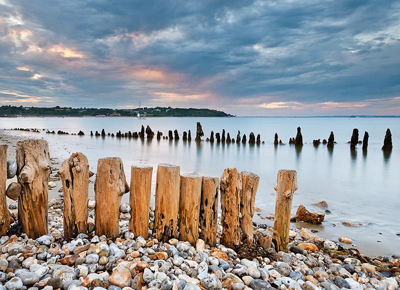 1187 Bembridge Beach - Bembridge and East Wight landscape