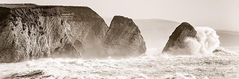 1651 Freshwater - Freshwater & Tennyson Down panoramics