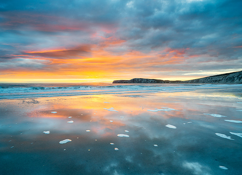 1334 Compton Bay - Compton and West Wight landscapes