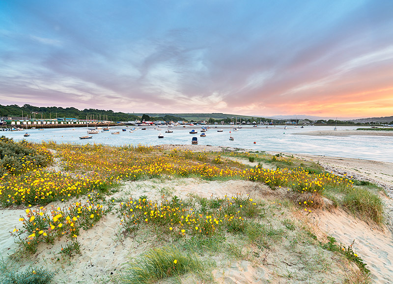1312 Bembridge Harbour - Bembridge and East Wight landscape