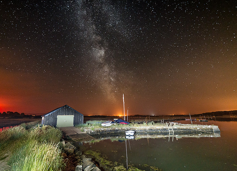 1310 Milky Way Newtown Creek - Totland, Yarmouth and Newtown landscapes