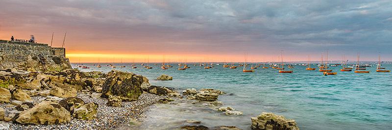 1103 Seaview - Seaview and Priory Bay panoramics