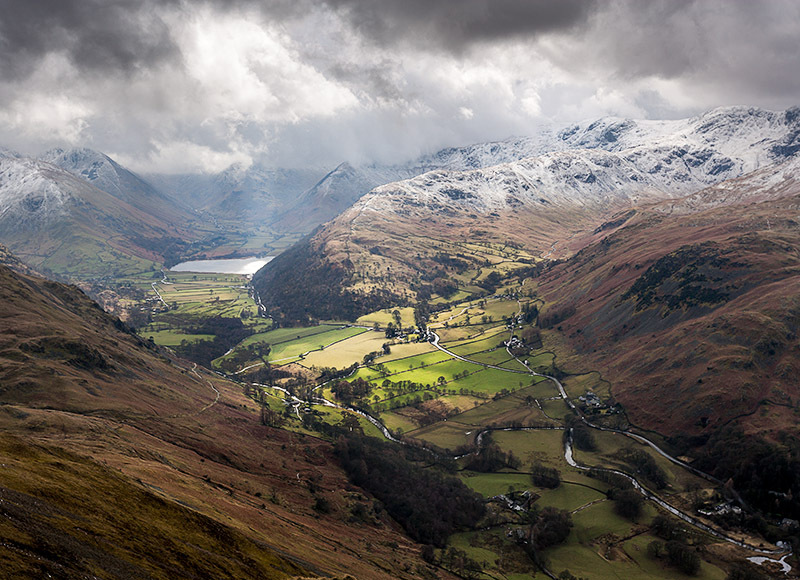 1507 Patterdale - The Mainland landscapes