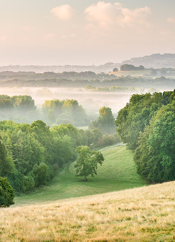 1330 Knighton Shute - Sandown, Shanklin and Godshill landscapes