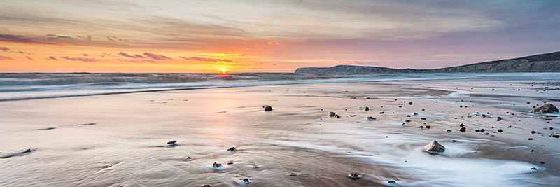 1151 Compton Bay - Compton and West Wight panoramics
