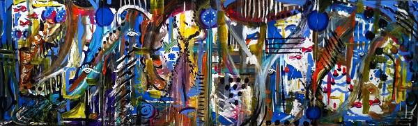 Evening Jam '14 SOLD - Recent Works